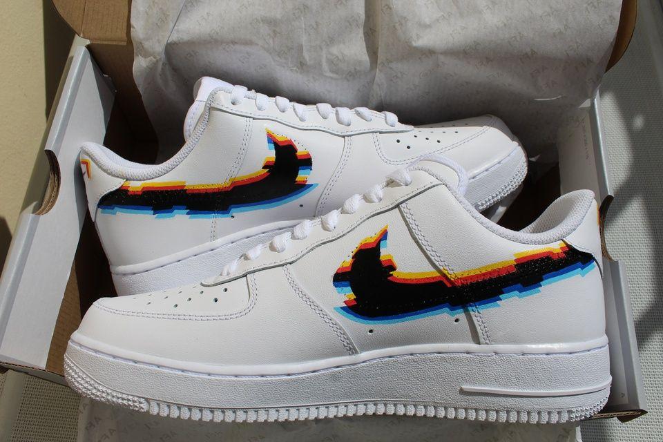 air force 1 glitch
