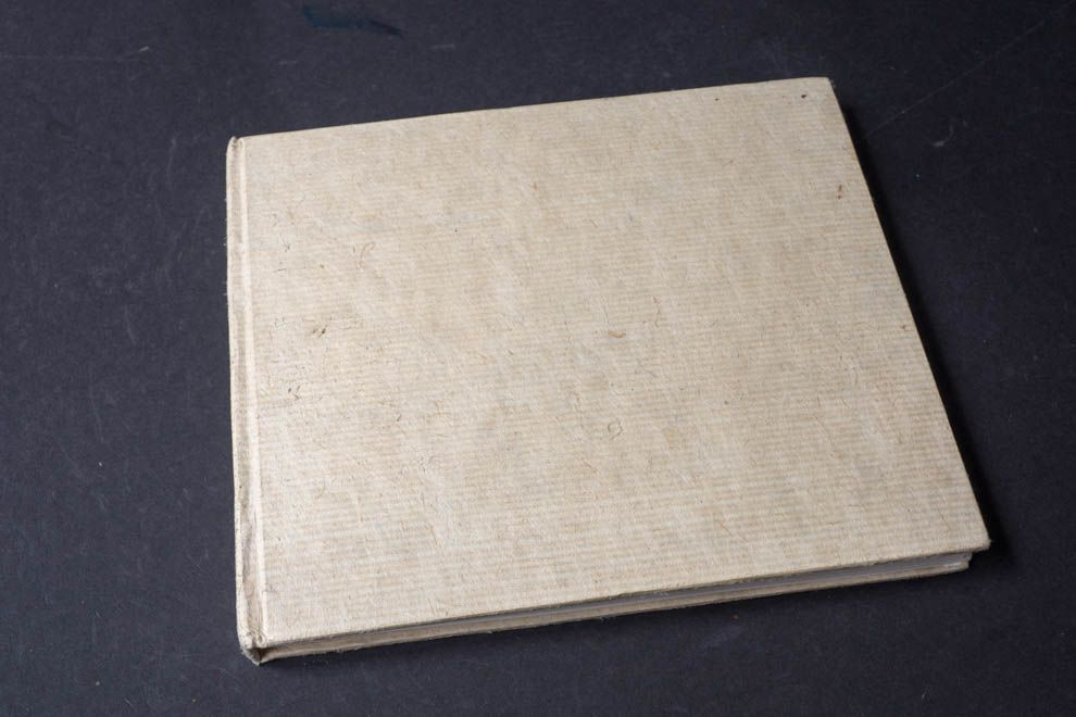 Review Khadi Papers 210gsm Watercolour Sketchbook Hardcover