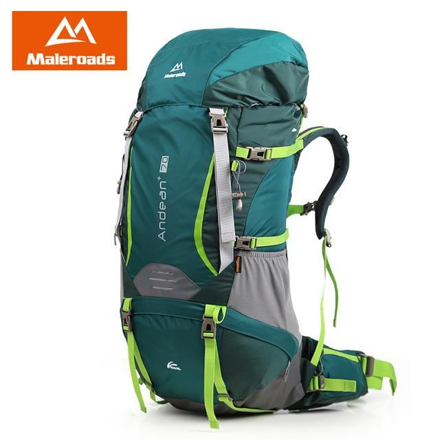 Including Rain Cover! - Waterproof - Reduces shoulder strain - Many pockets  - Isolating sweat - External Frame Size  37 86 22cm  (Length Height Thickness) ... 415f99a96919f