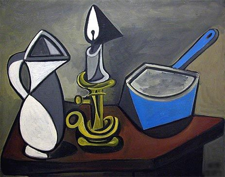 Still Life (Nature morte), 1945 by Picasso | Picasso, Paintings and ...
