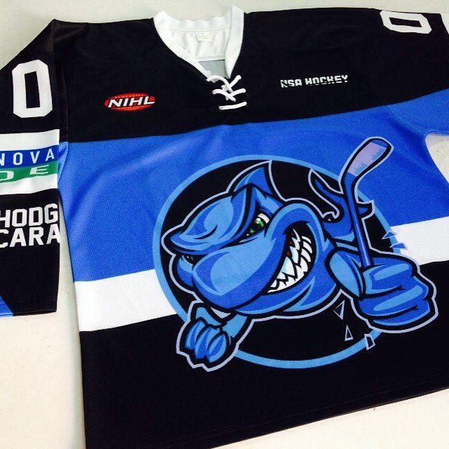 custom hockey jerseys with strings