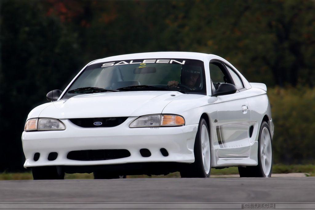 Sn95 Cars Mustang Saleen Mustang