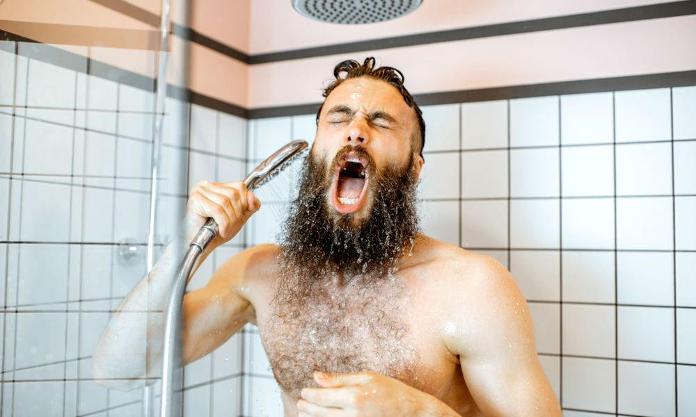 Dry skin under beard heres how to fix it with images
