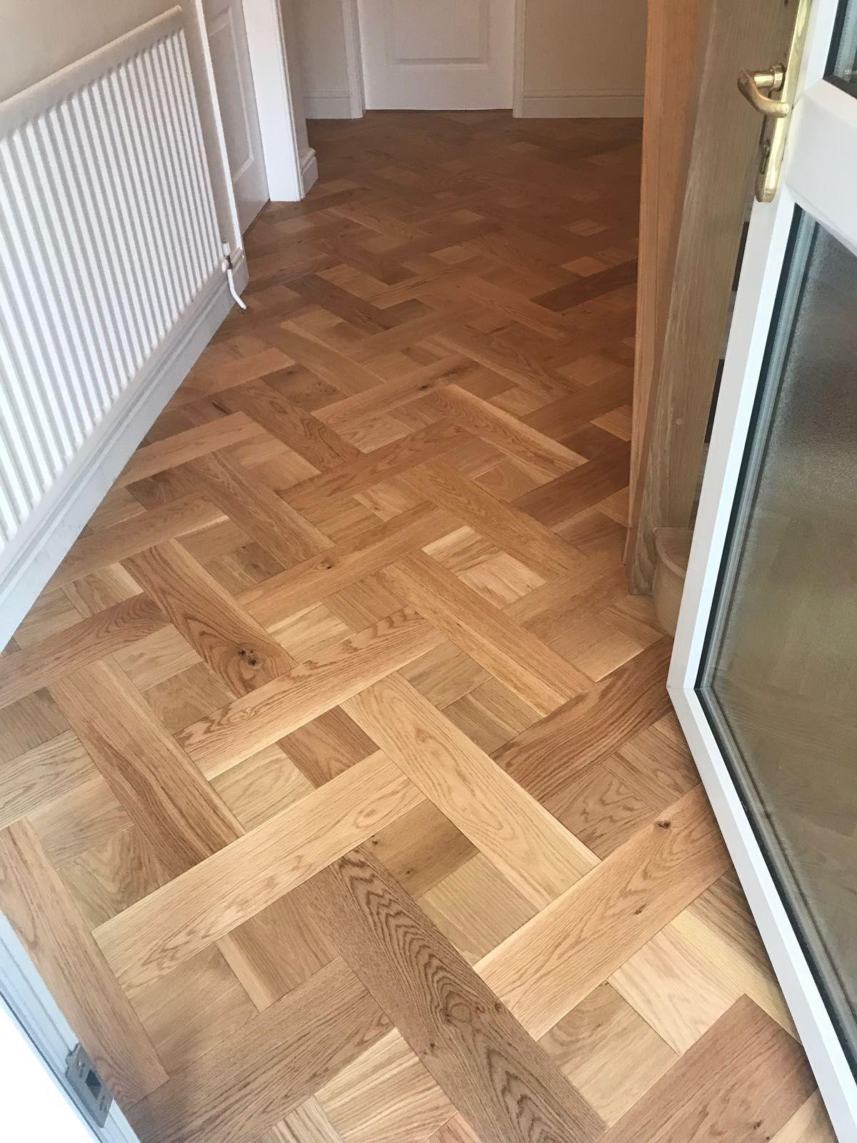 Ted Todd Sandbank Create Fitted In Basket Weave Pattern For A Customer In Kirk Levington Floor Baskets Wood Flooring Company Wood Tile Floors