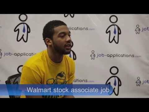 Walmart Interview  Stock Associate  Forex