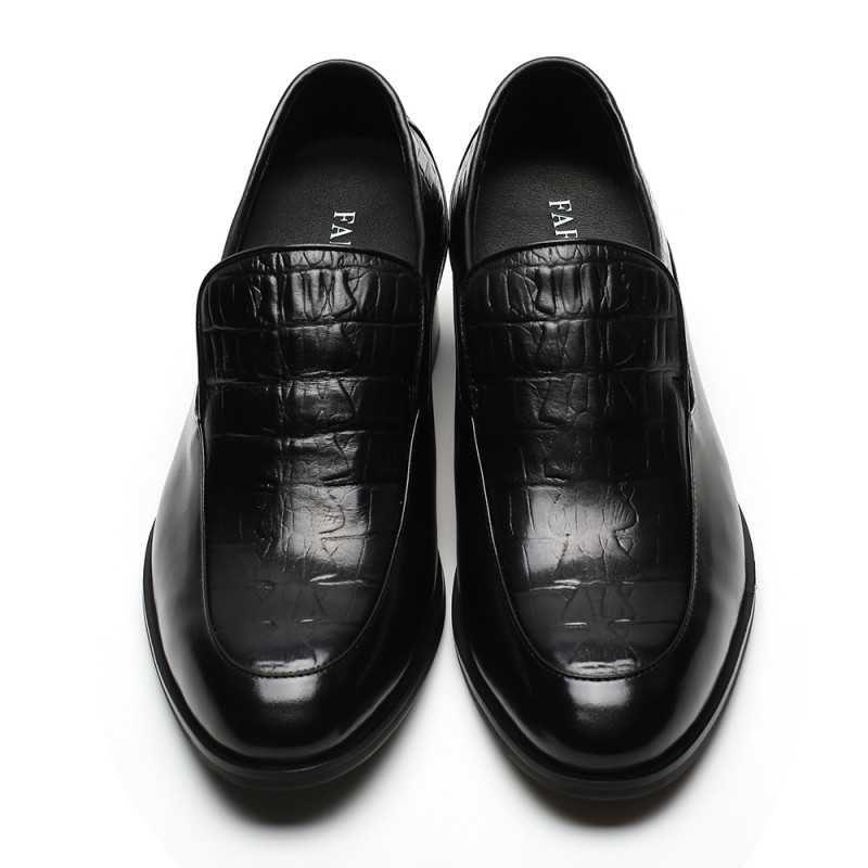 Schuhe Die Grosser Machen Urbano 7 Cm In 2020 Elegante Schuhe Mannerschuhe Schuhe