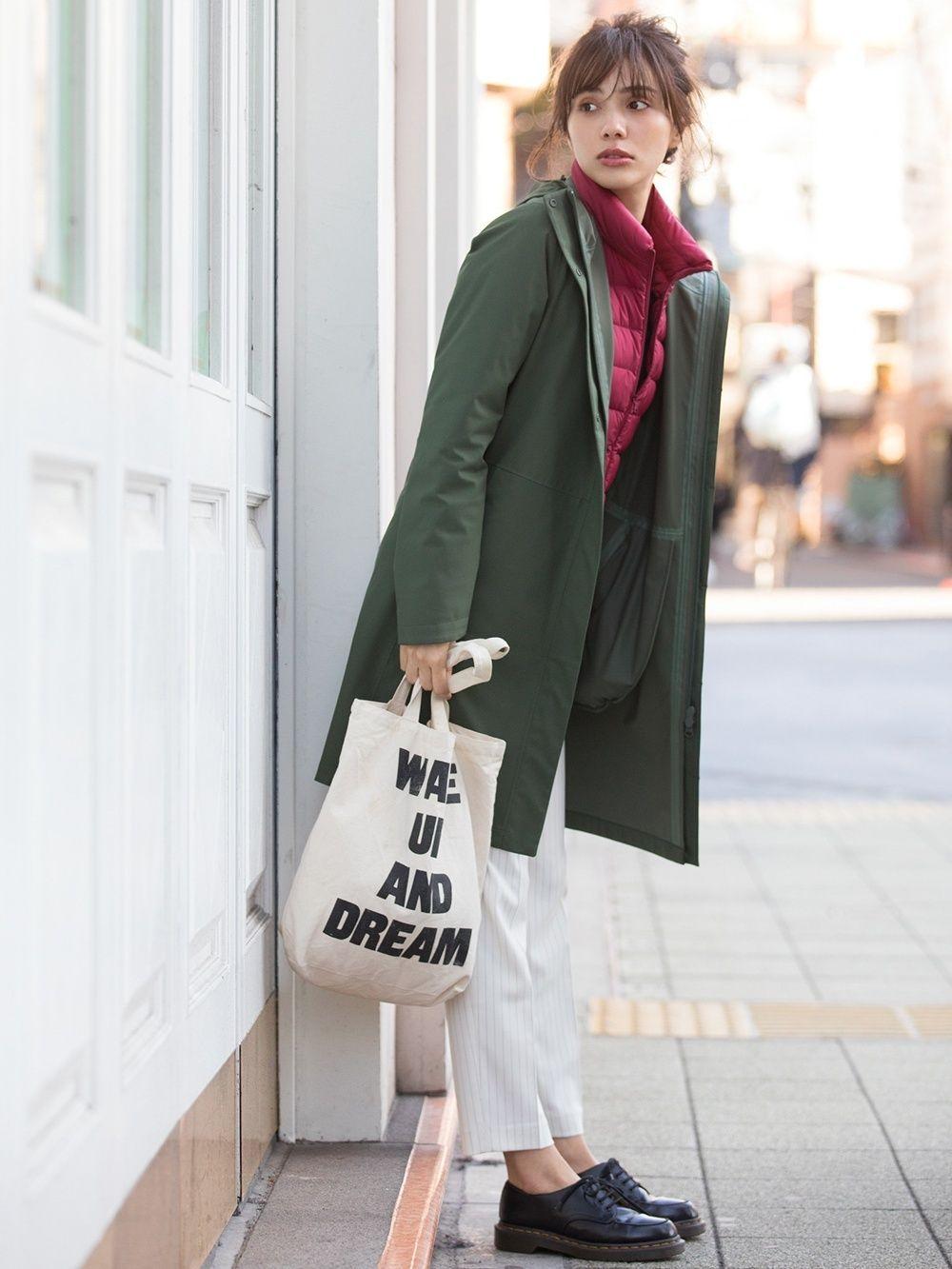 3575c4e033495 Women blocktech hooded coat in 2019