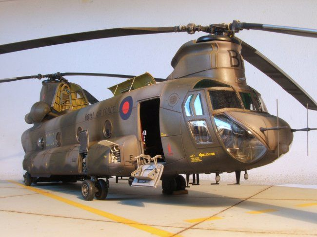 BELL OH-58D KIOWA WARRIOR Elicottero  Helicopter USA scala 1//72