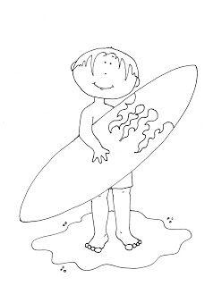 Free Dearie Dolls Digi Stamps Digi Stamps Surfer Boy Digi Stamp
