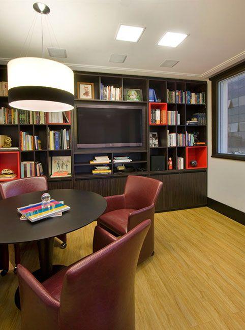 Escritórios - Gerson Dutra de Sá | Arquitetura e Interiores