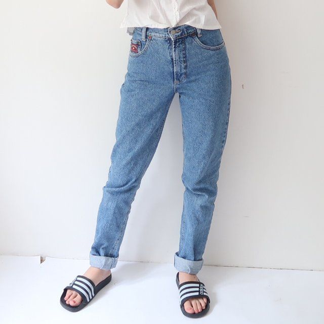 0450eb1c2424bb Vintage William & Delvin high waisted mom jeans 🦄~🦄~🦄~ size 6-8…