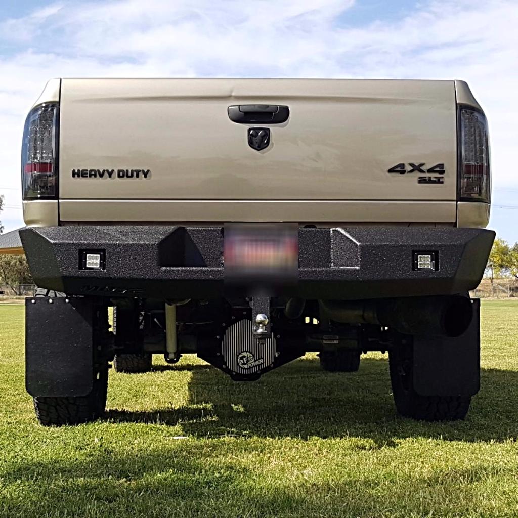 Customizable Wiy Rear Standard Dodge 2500 3500 2003 2005 Truck 2347 Move Bumpers Bumpers Truck Bumpers Dodge