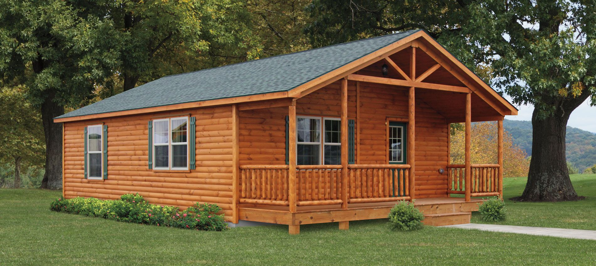 amish log cabin homes for sale by zook cabins | Houses in 2019