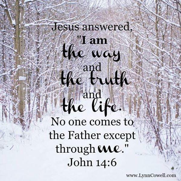 John 14: 6