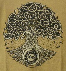 Celtic Tree Shirt