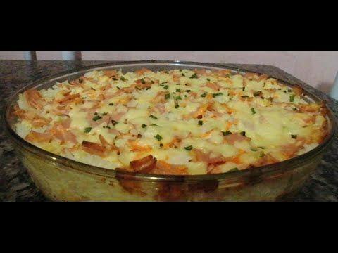 Arroz De Forno Com Carne Moida Chef Taico Youtube Com Imagens