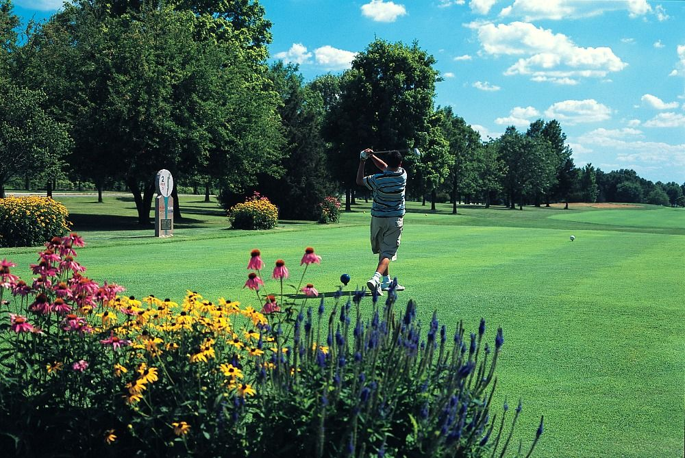 Rend Lake Golf Course, located in Southern Illinois in
