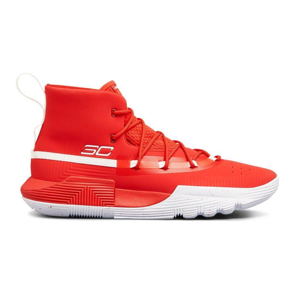 00dcc784351 Under Armour Men s UA SC 3ZER0 II Basketball Shoes