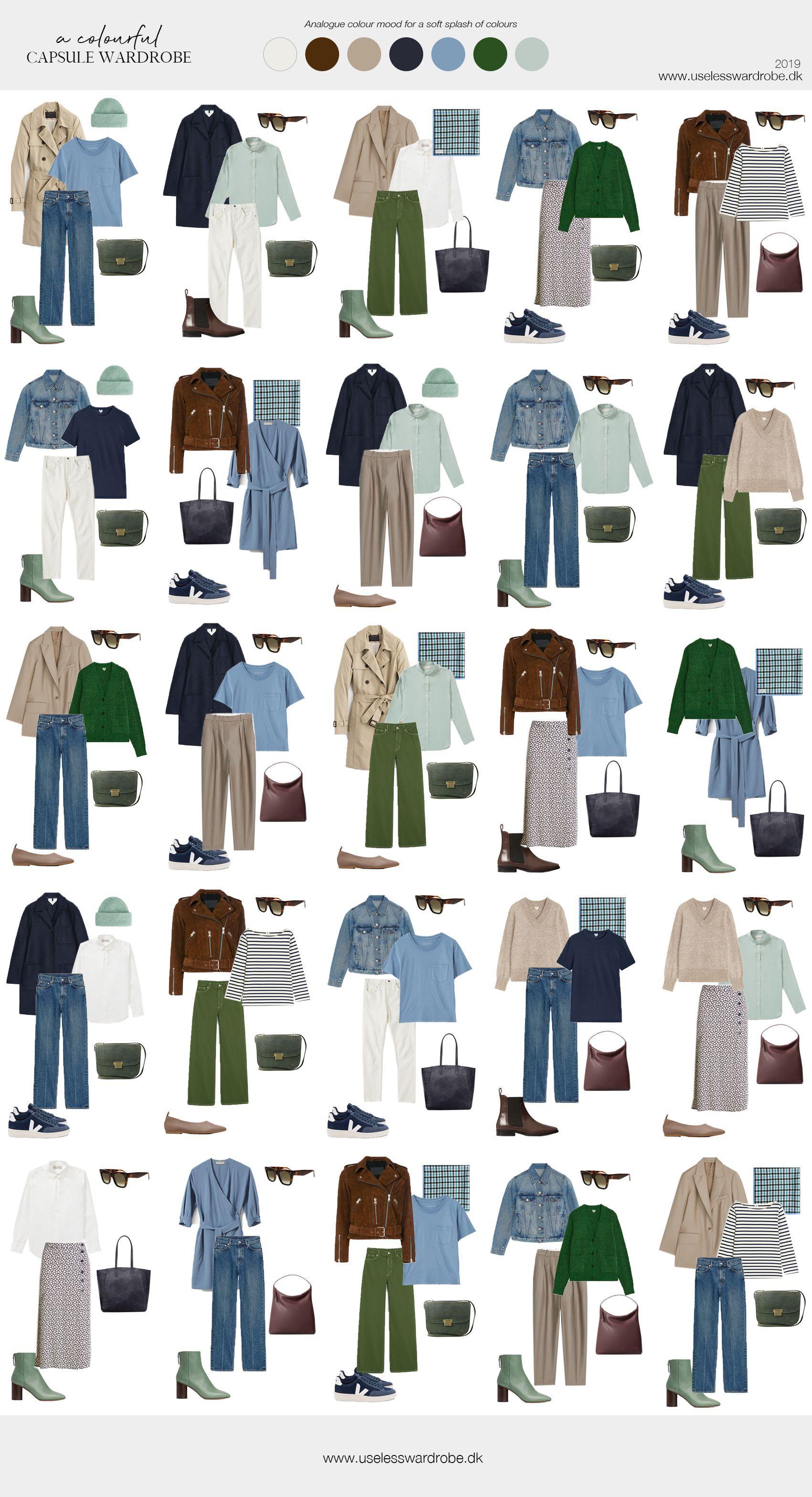 Pin Von Erdbeer20 Auf Outfits In 2020 Herbst Kapsel Kleiderschrank