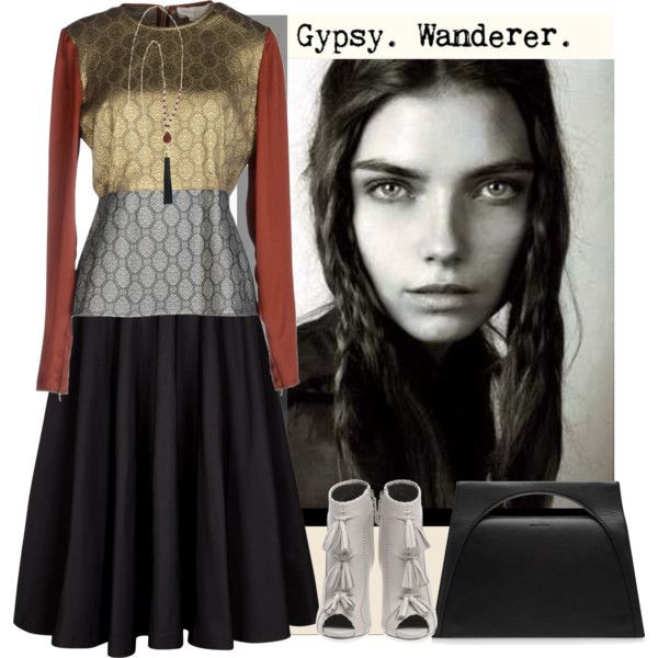 """Gyspy"" by crblackflag on Polyvore"