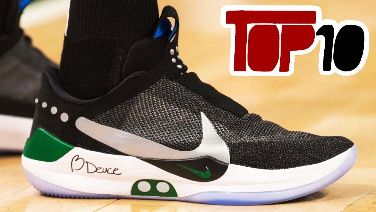 Top 10 Nike Basketball Shoes Of 2019