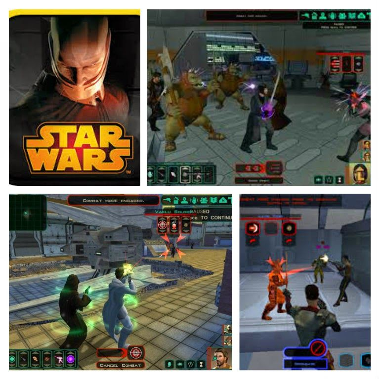 Cracked Knights of the Old Republic v1 0 apk (Data+Obb) Android Full