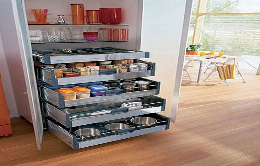 Groß Metal Kitchen Pantry Cabinet Storage Astonishing Roll Out Shelves With Shelf Organizer Also Frosted Gl Double Door Freestanding