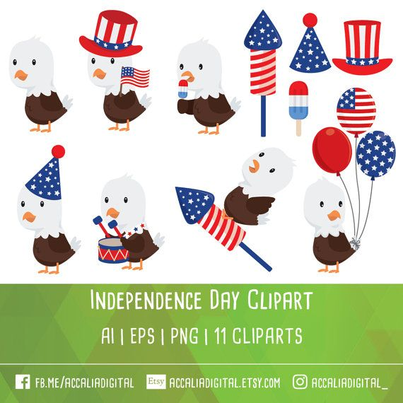 4th of july eagle. Off fourth clipart