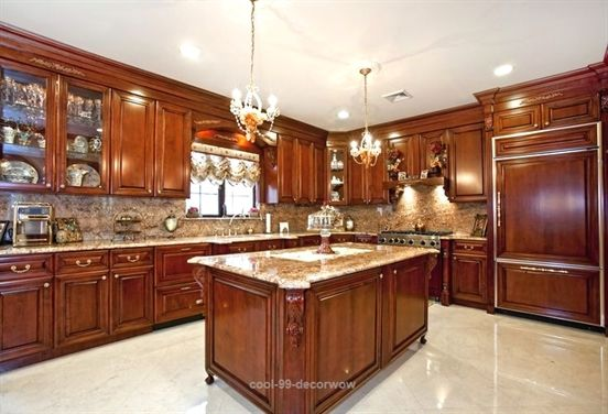 Checkout our latest collection of 21 Stunning Luxurious Kitchen