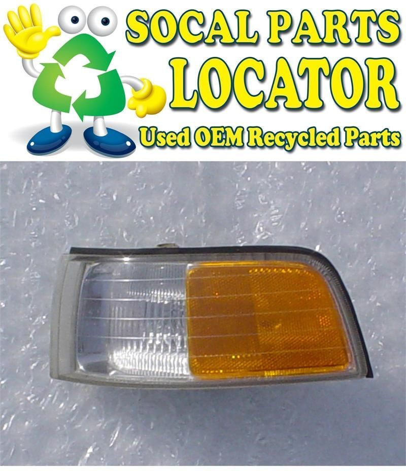 1992 Used Acura Legend Coupe SoCal Parts Locator OEM