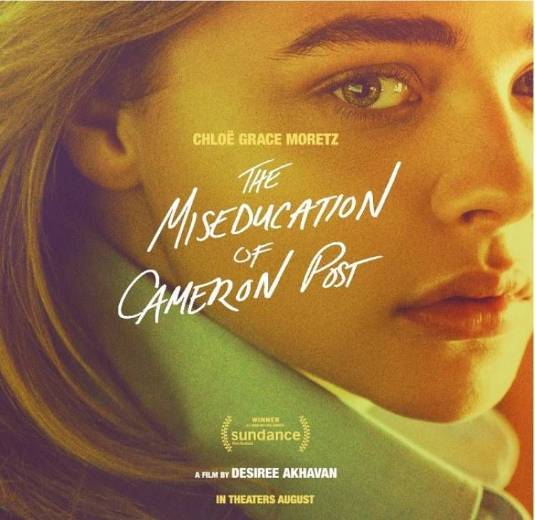 The Miseducation Of Cameron Post Is A 2018 American