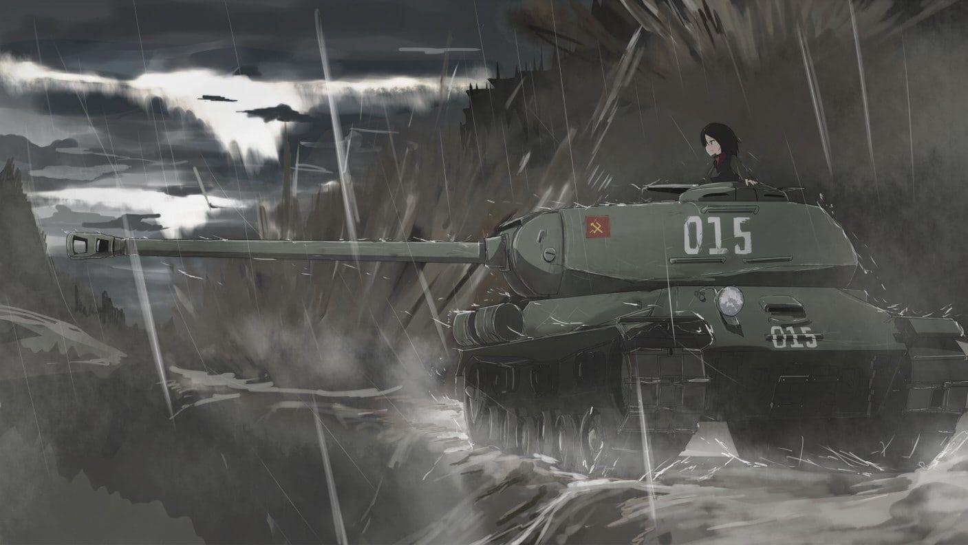 Pin On Tank