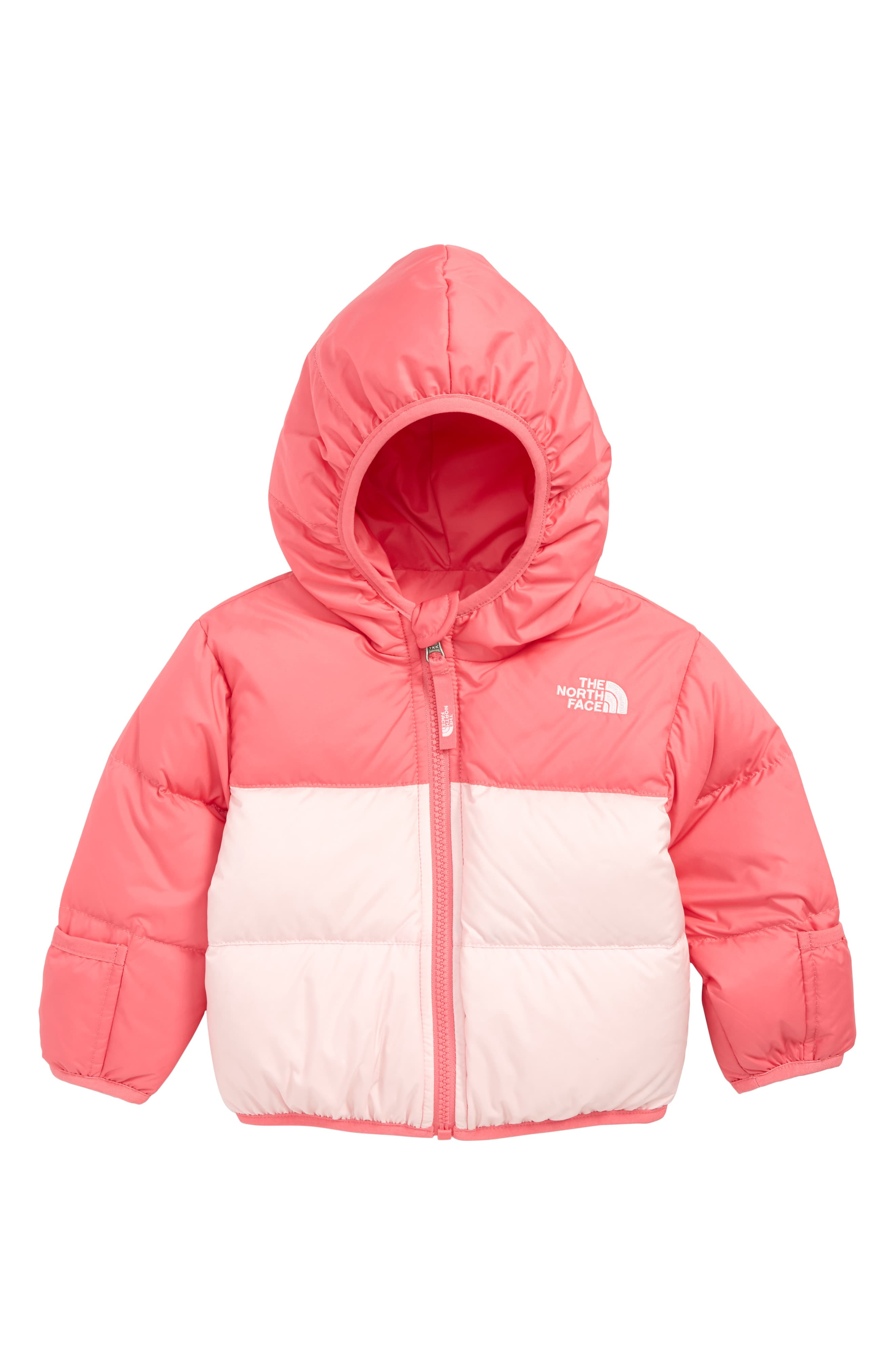 The North Face Moondoggy Water Repellent Reversible Down Jacket Baby Nordstrom Girl Outfits Down Jacket Baby Girl Clothes [ 4048 x 2640 Pixel ]