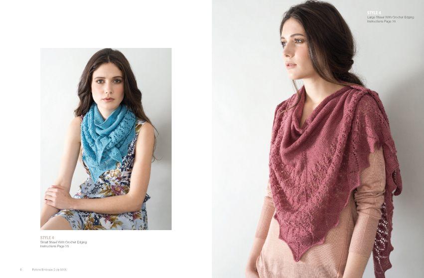 2ply shawl | Knitting Inspiration | Pinterest