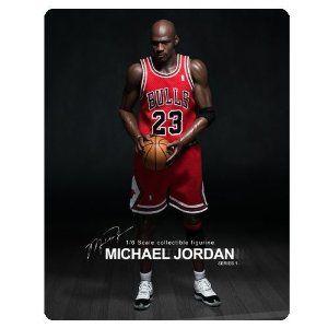 Nba Michael Jordan Chicago Bulls 23 Red Jersey Real Masterpiece Figure Michael Jordan Chicago Bulls Michael Jordan Pictures Michael Jordan