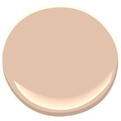 the perfect blush pink paint color  benjamin moore   fruit shake  benjamin moore   apricot beige    1205   foyer   pinterest      rh   pinterest com