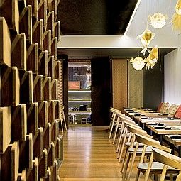 Haute Cuisine: Five Restaurant Designers Are Flying High | Projects | Interior Design
