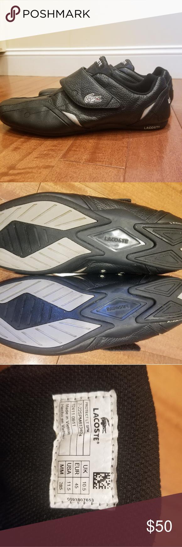 shoe,Size 11.5 | Lacoste men