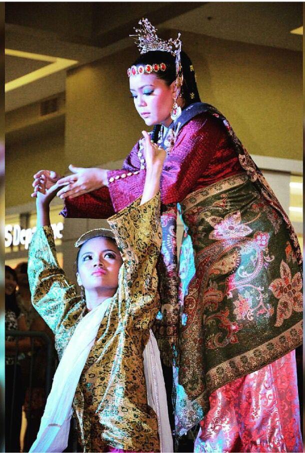 Mak Yong, the traditional drama dance from Kelantan, a