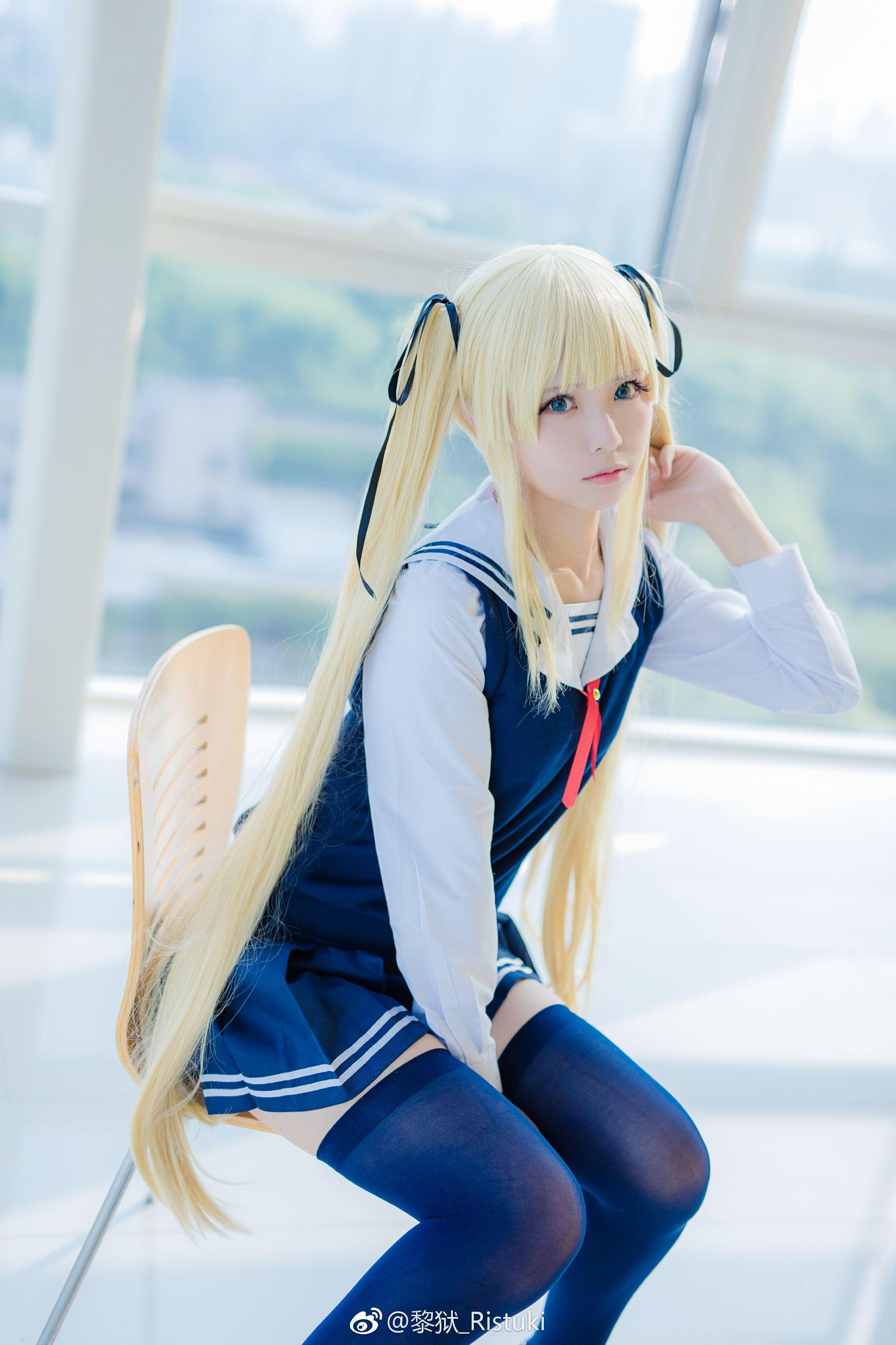 #koiliyuu #黎狱 #China #cosplay #coser #koi #liyuu #黎狱 ...