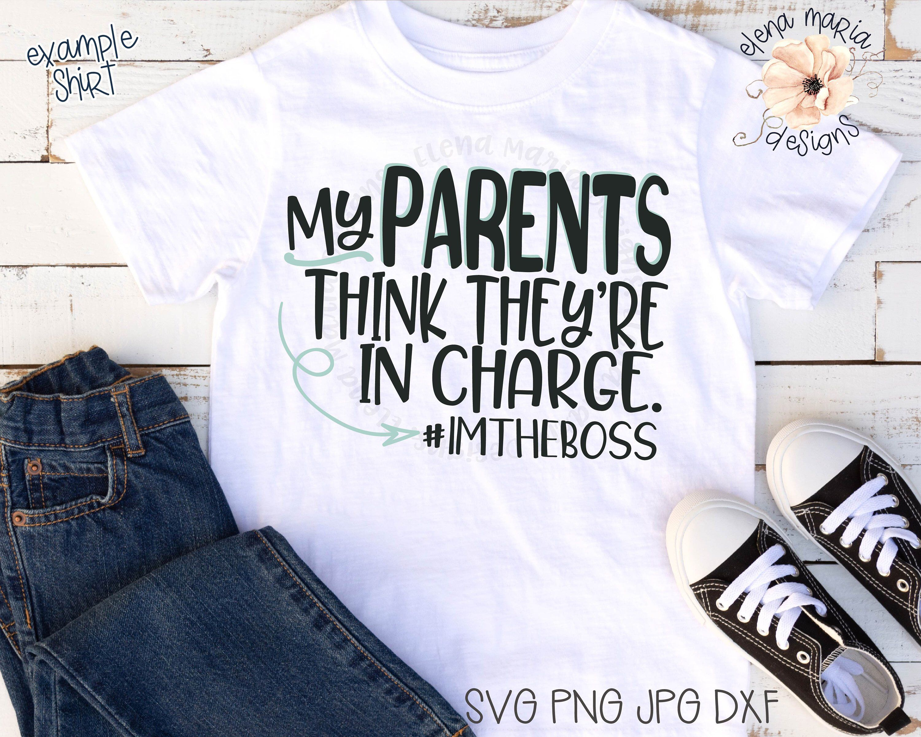 Boy Funny Toddler Svg Filemy Parents Think They Re In Etsy Funny Toddler Shirt Funny Quotes For Kids Toddler Humor