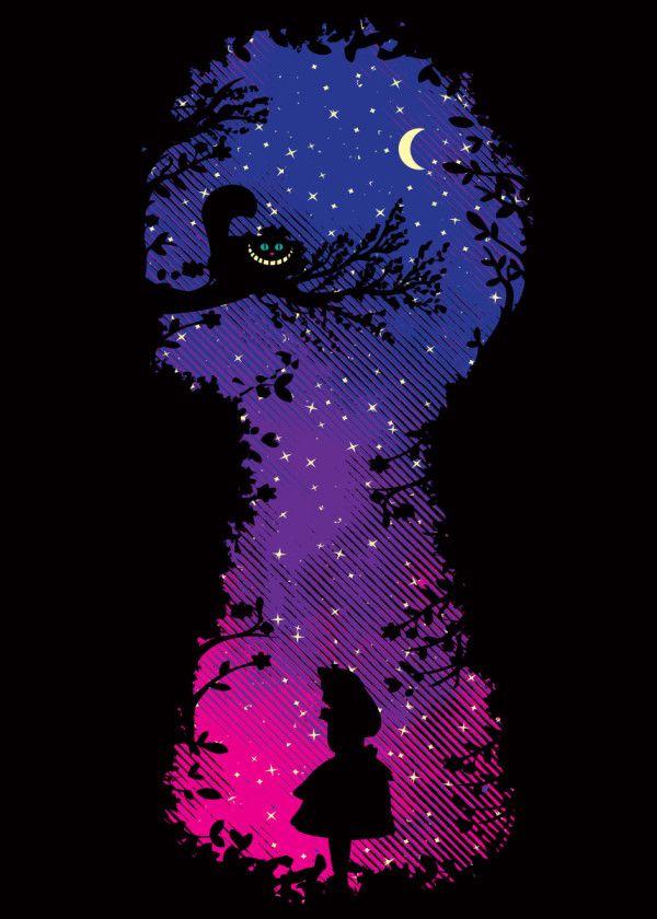 Displate Poster Inspired By The Cartoon Alice In Wonderland I Hope You Lik Avec Images Citations Alice Au Pays Des Merveilles Art Disney Tatouage Du Pays Des Merveilles