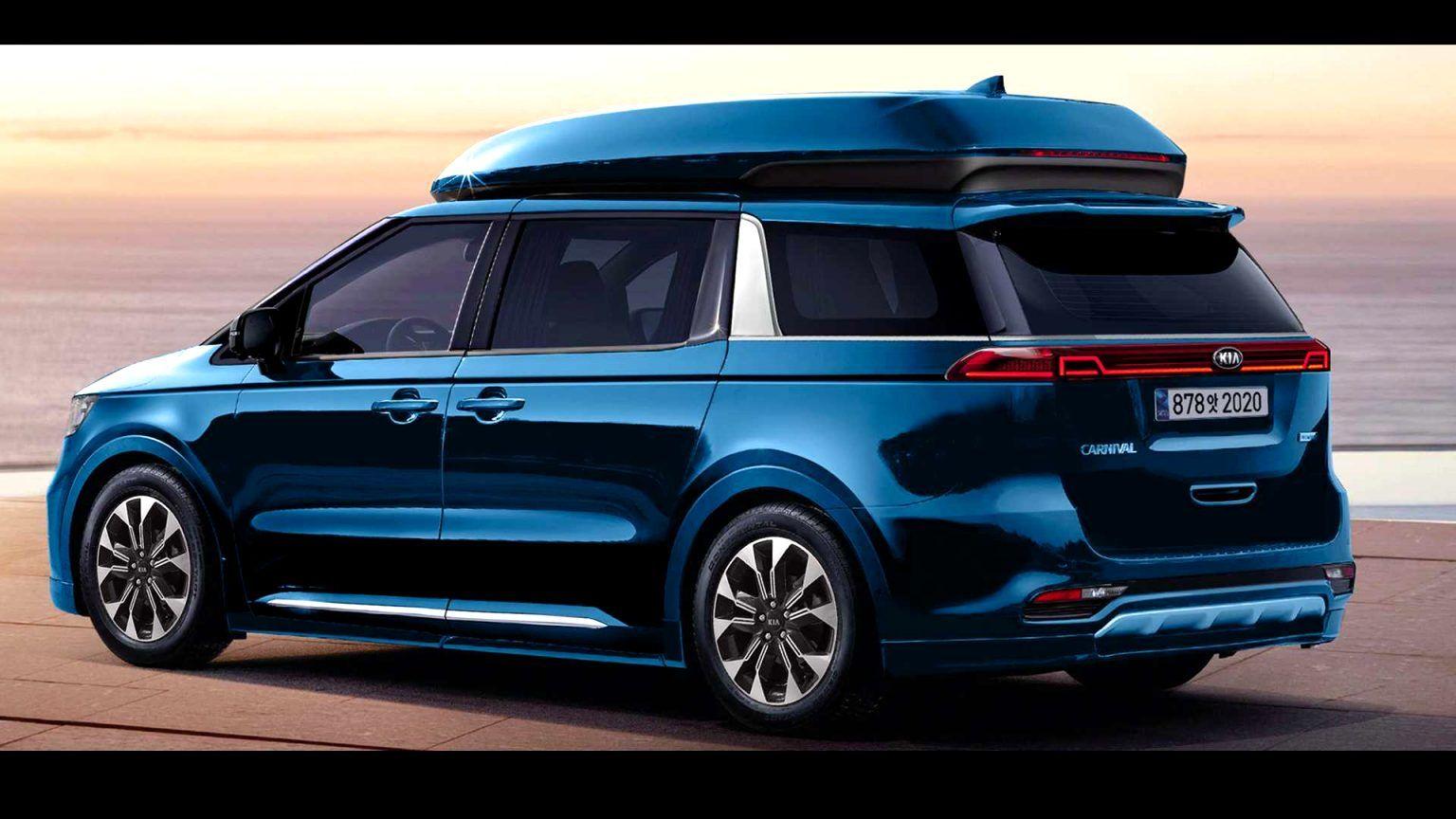 2021 Kia Minivan Pictures In 2021 Kia Sedona Kia Mini Van
