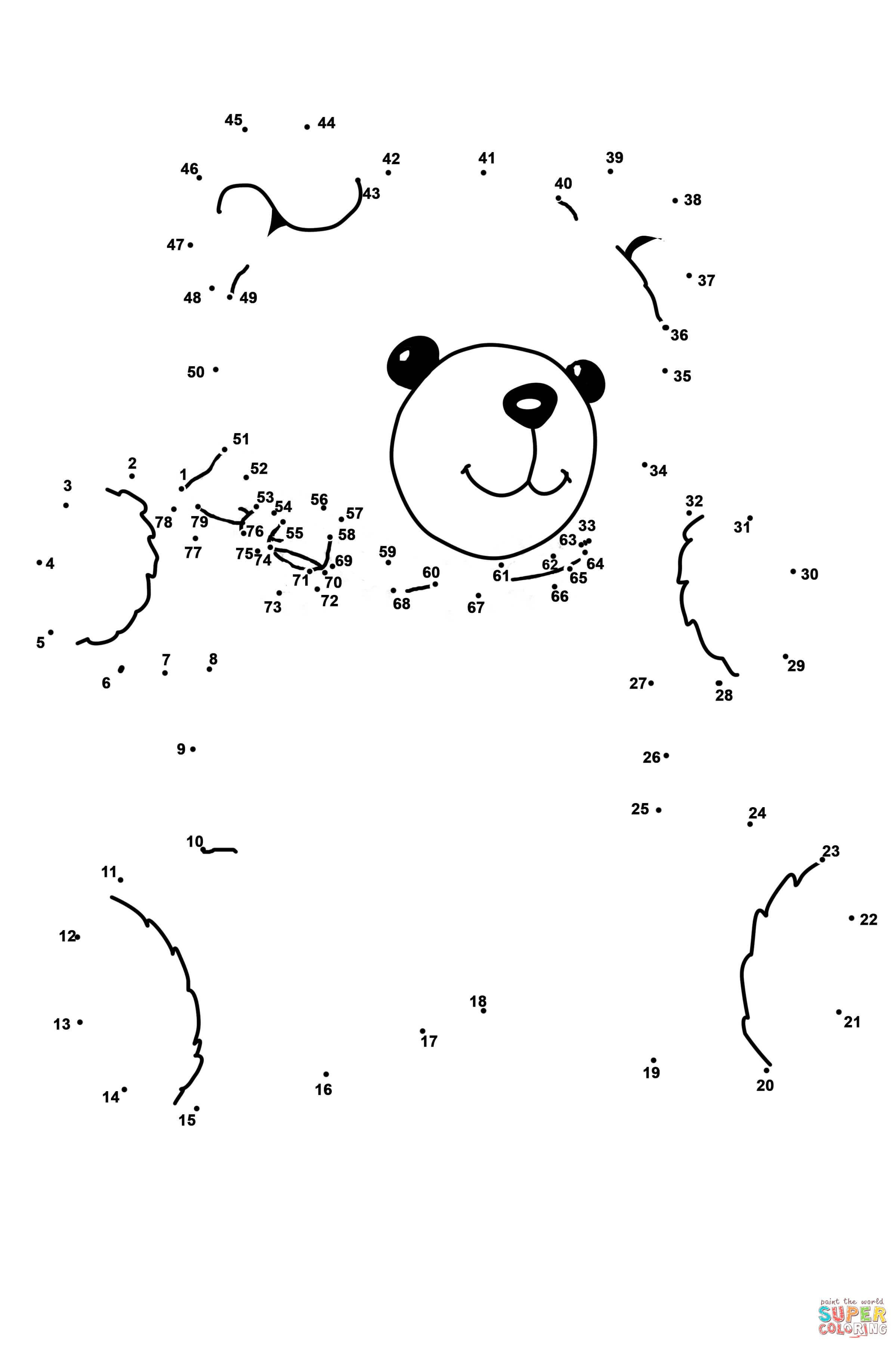 Teddy Bear Super Coloring Free Printable Coloring Pages Free Printable Coloring Coloring Pages