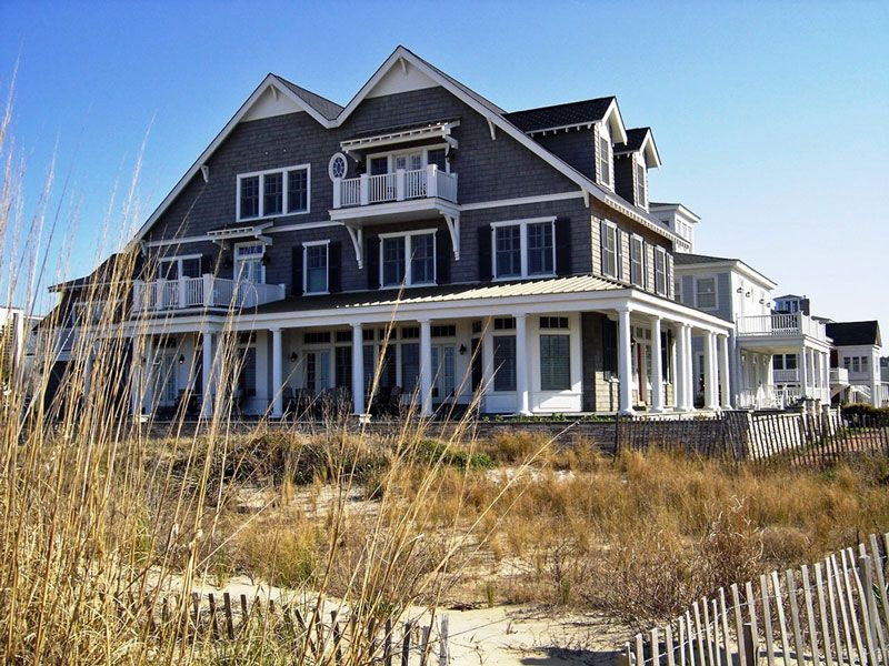 Tidewater Shingle Waterfront Homes Gorgeous Houses Luxury Condo