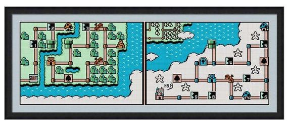 Remember The Greatest Game Ever With This World Map Of The Fifth