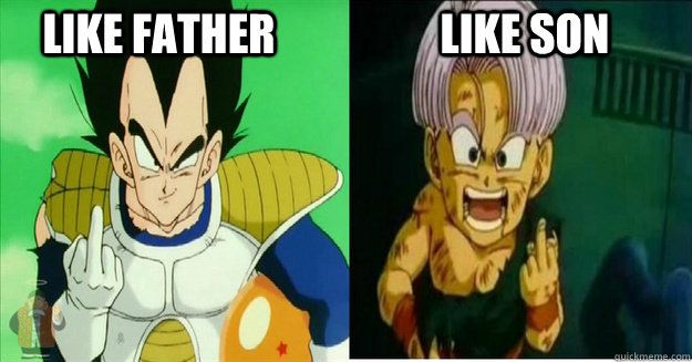 Funny Dragon Ball Z Abridged Memes : Best anja images dbz memes dragon ball z and