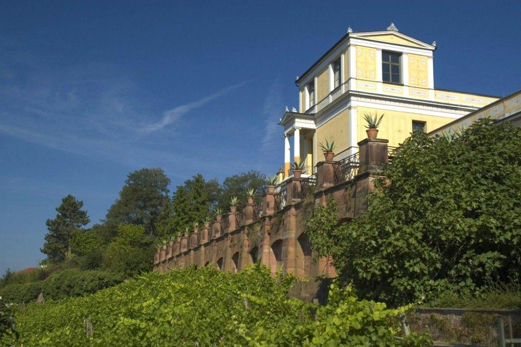 ღღ Aschaffenburg, Pompejanum Aschaffenburg, Parks