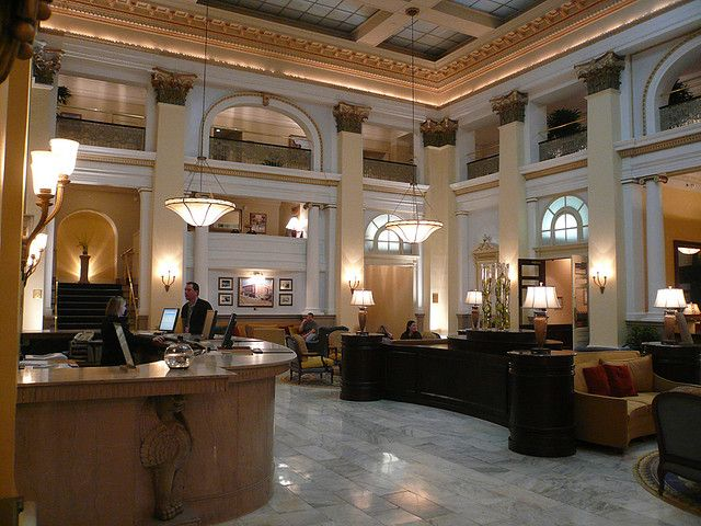 Great Southern Hotel Westin Columbus Ohio Built In 1896 And Haunted By A German Bride Who Committed At Her Reception The Spirits Of Two