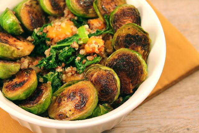 Caramelized Brussels Sprouts  2 1/2 lbs Brussels Sprouts trimmed  1/3 Cup Olive Oil  Sea Salt  Your best Olive Oil  1 Lemon halved